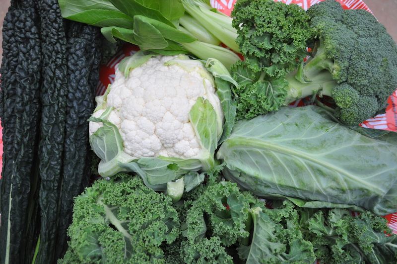 Crazy about Cruciferous