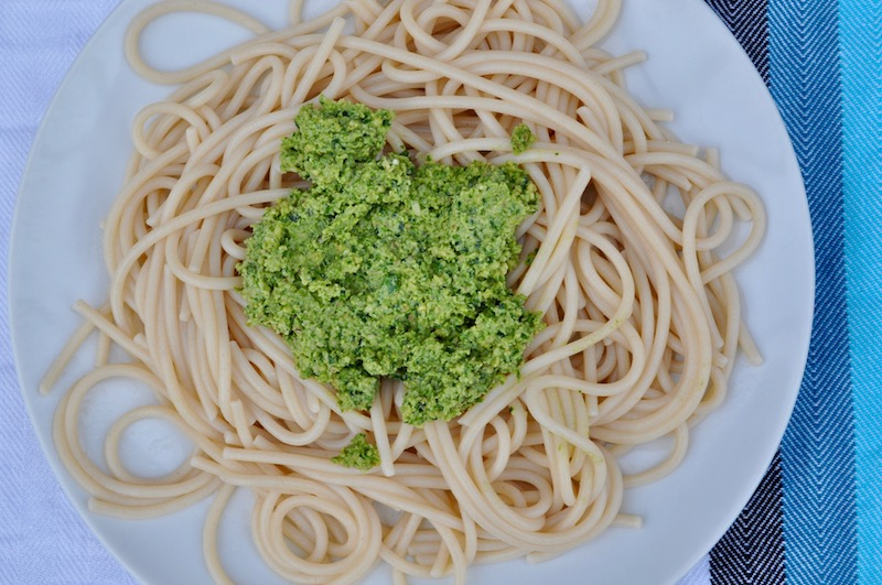Super-Nutrient Pesto by Raph