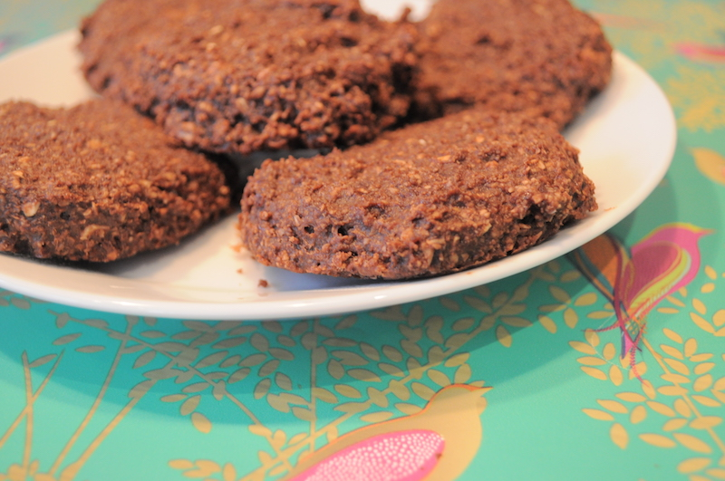Hazelnut & Chocolate Soft Cookies